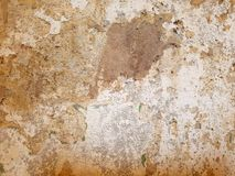 Old wall. In an abandoned building Royalty Free Stock Images