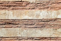 An Old Wall as Background stock image