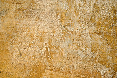 Old wall background. Old damaged painted wall background stock photo