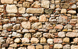 Old wall background Royalty Free Stock Images