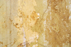 Old wall background, has a fibrous Suitable for background. Royalty Free Stock Photography