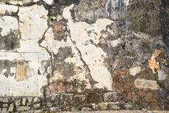 The old wall Royalty Free Stock Photography