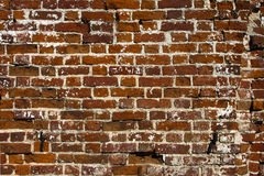 Old wall of brick Royalty Free Stock Images