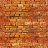 Old wall brick texture Royalty Free Stock Images
