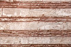 An Old Wall as Background stock photography