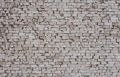 Old wall from bricks Royalty Free Stock Images