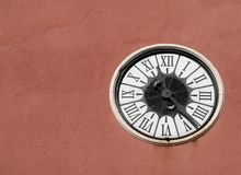 Old wall clock Stock Images