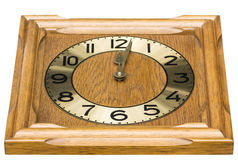 Old wall clock Royalty Free Stock Image