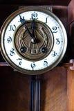 Old wall clock Stock Photos