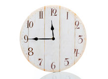 Old wall clock Stock Photography
