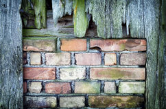 Old wall Royalty Free Stock Photography