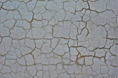 Old wall in cracked plaster. Royalty Free Stock Image