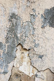 Old wall with cracks Royalty Free Stock Image
