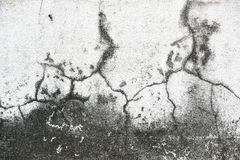 Old wall with cracks background Royalty Free Stock Photo