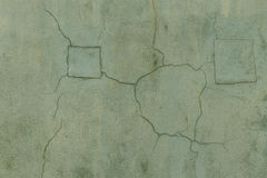 Old Wall with cracks Royalty Free Stock Photo