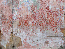 Old wall detail. Room wall detail royalty free stock photos