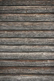 Old wall. Detail of old wood paneling Royalty Free Stock Photos