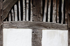Old wall of a farmhouse Royalty Free Stock Photo