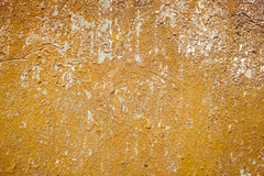 Old wall grunge textures backgrounds with cracks. And peeling paint Royalty Free Stock Photo