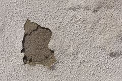 Old wall with jumping ink. royalty free stock image