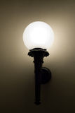 Old Wall Light Royalty Free Stock Photo