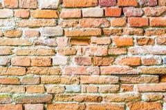 Old wall made of bricks Royalty Free Stock Image