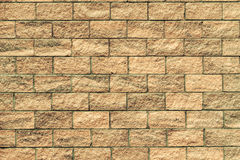 Old wall make from brick Royalty Free Stock Images