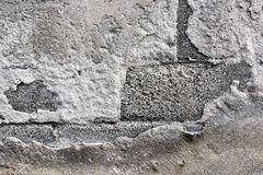 Old Wall. Tecture and abstract background Stock Photography