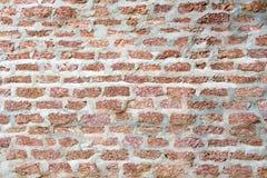Old wall with red brick. Old wall  with red brick Royalty Free Stock Image