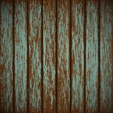 Old wall with shabby paint. Vector Old wall with shabby paint Stock Photo