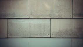 Old wall of slate as background Royalty Free Stock Photo