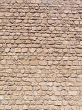 Old Wall Texture for 3D. The texture was got from wall of Girne Castle. Almost each stone blocks size is approximately 30x50cm royalty free stock photo