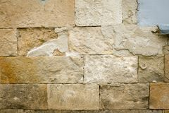 Old wall texture background Stock Photography