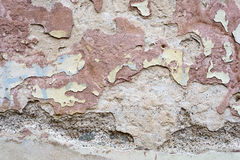 Old wall with texture Royalty Free Stock Image
