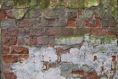 Old wall texture grunge background Stock Image