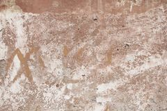 Old wall texture Stock Images