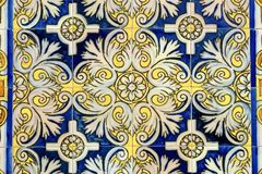 Free Old Wall Tiles In Barcelona Stock Image - 11945221