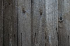 Old wood plank background. Old wall wood plank background Stock Images