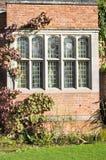 old walled elizabethan garden packwood house stately home warwickshire midlands england uk stock image
