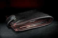 Old wallet Royalty Free Stock Photography