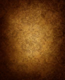 Old wallpaper Royalty Free Stock Image