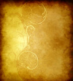 Old wallpaper Royalty Free Stock Photography