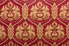 Old wallpaper. Image of the old wallpaper Royalty Free Stock Photo