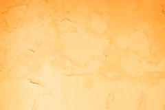 Old wallpaper on the cement background Royalty Free Stock Images