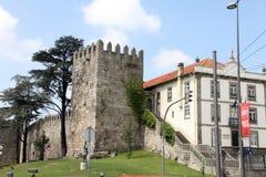 Old walls, Porto, Portugal Stock Photo