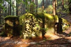 Old war bunker Stock Images