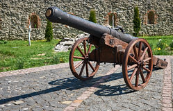 Old War Cannon Stock Photos