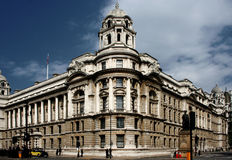 Old War Office Building. London, UK Royalty Free Stock Images