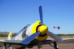 Old War Plane Royalty Free Stock Image