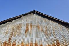 Old warehouse. Royalty Free Stock Photo